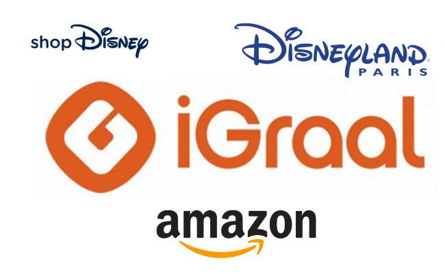 IGraal Disneyland Paris Shop Disney Amazon