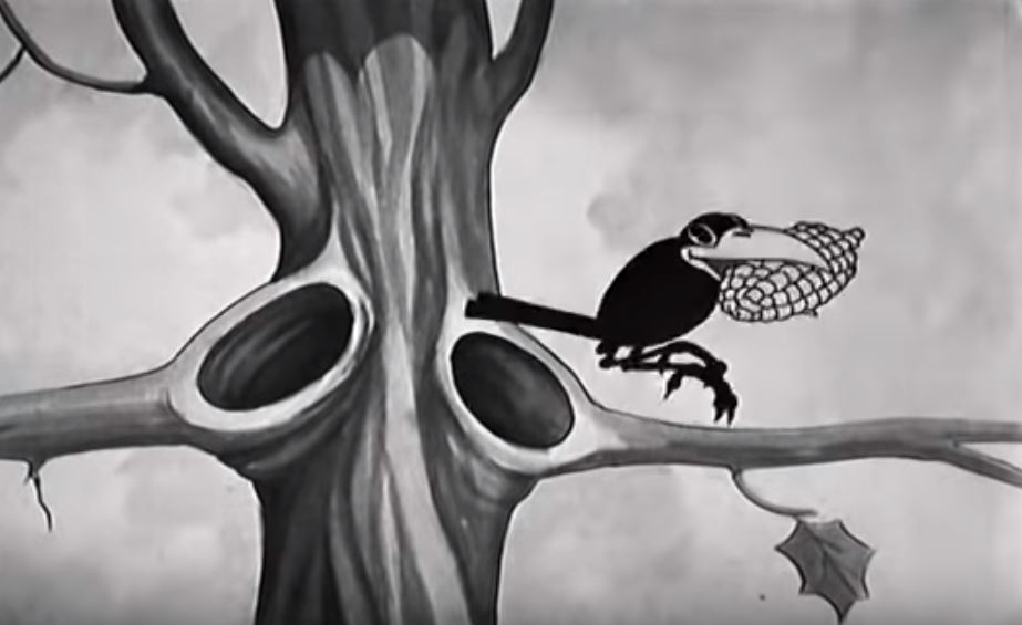 automne silly symphonies