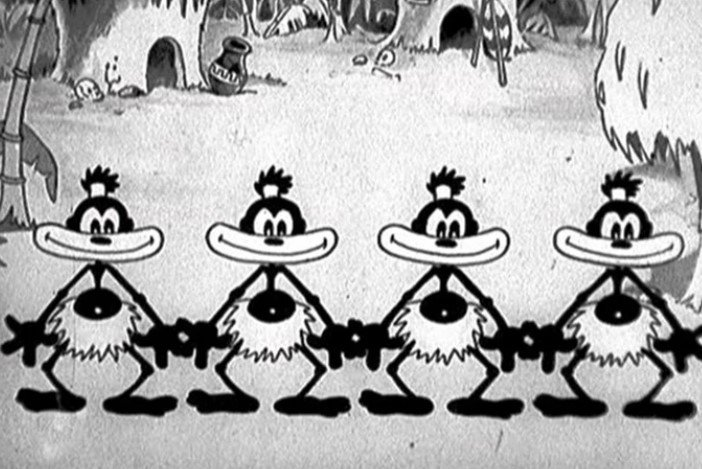 Cannibal Capers Silly Symphony