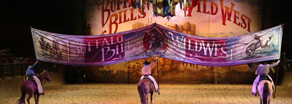 Buffalo Bill Wild West Show Disneyland Paris