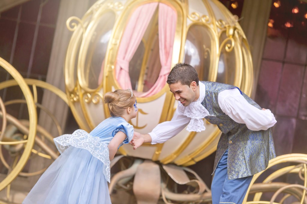 cendrillon disneyland paris
