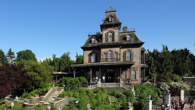Thunder mesa Phantom Manor