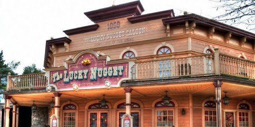 Thunder mesa Lucky Nugget saloon