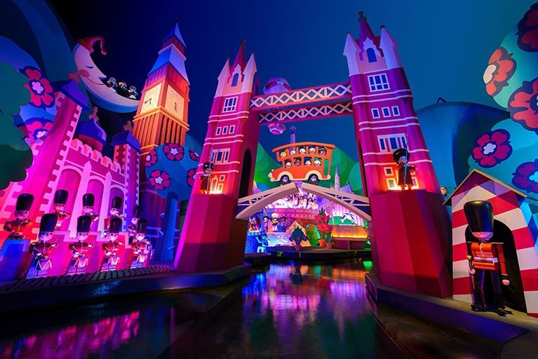 it's a small world musique