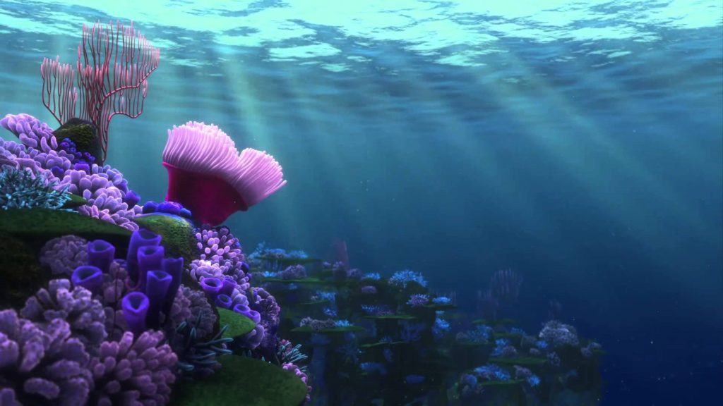 Finding Nemo Wallpapers Hd - Finding Nemo Ocean Background ...