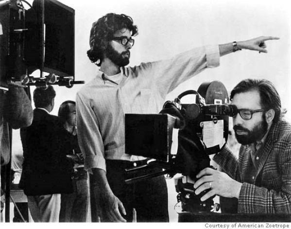 George Lucas Francis For Coppola