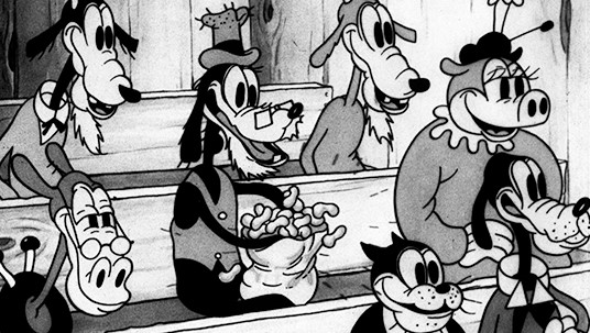 Does anybody remember Goofy when he was known as Dippy Dawg? : disney