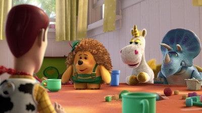 licorne toy story