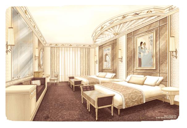 disneyland hotel rénovation