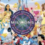 Jouez à notre Qui veut gagner des millions spécial Disney