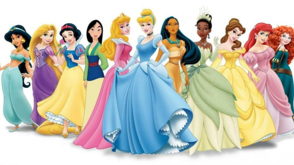 princesses Disney quiz